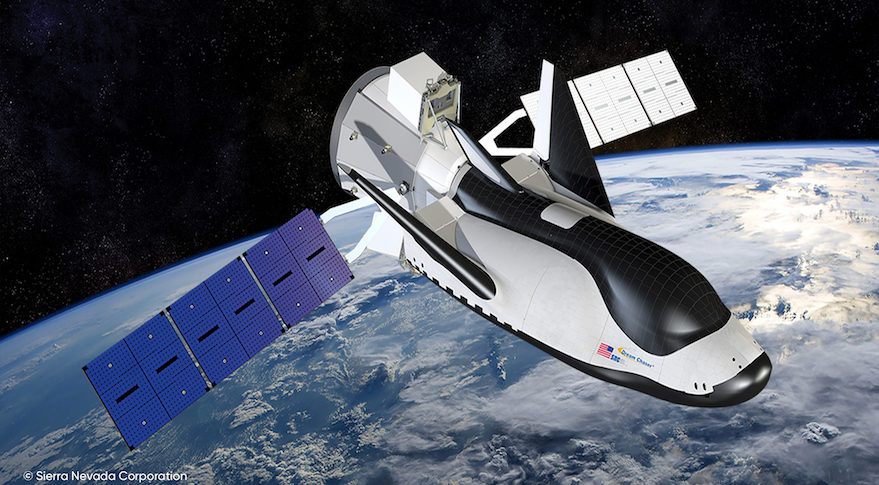 Sierra Nevada Picks ULA for Dream Chaser's Cargo Delivery Missions to ISS