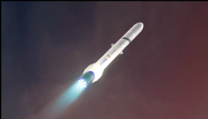 GAO sides with Blue Origin in