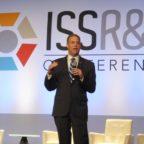 Bridenstine speaking at ISSRDC