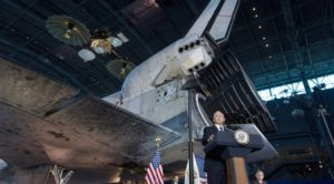 "Space Council says NASA's exploration programs ""on track"""