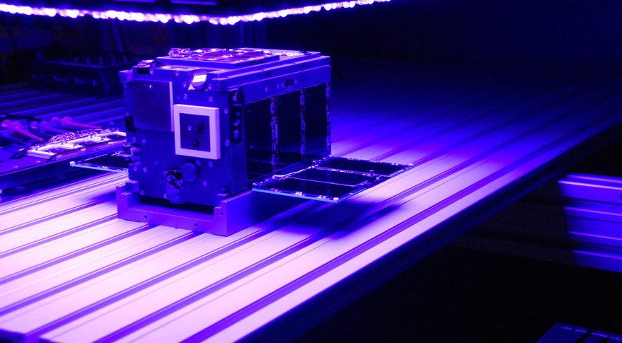 AeroCube 10, jam-packed with experiments, deploys from Cygnus -  SpaceNews com