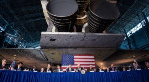 Space Council meeting
