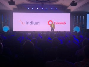 leo constellation operators oneweb iridium announce collaboration