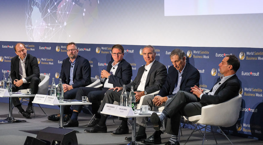 Eutelsat: We quit the C-Band Alliance because our voice wasn