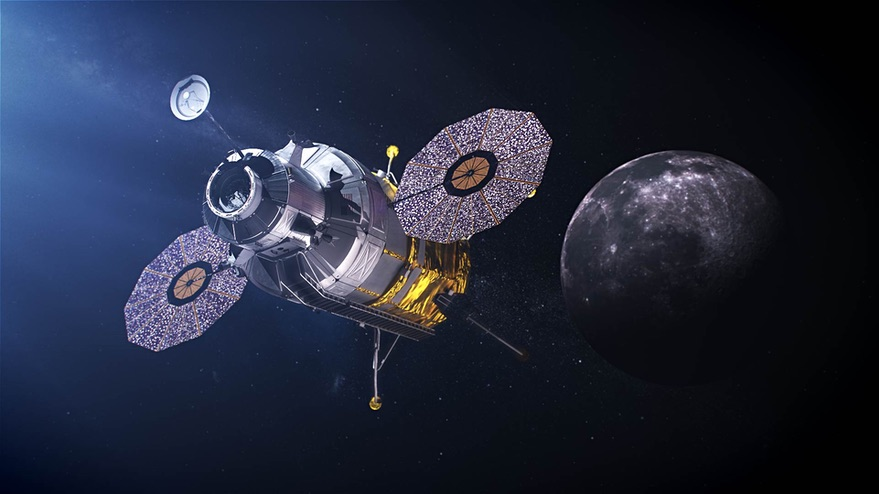 Nasa Issues Call For Proposals For Human Lunar Landers Spacenews