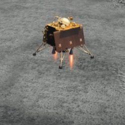 Vikram lander