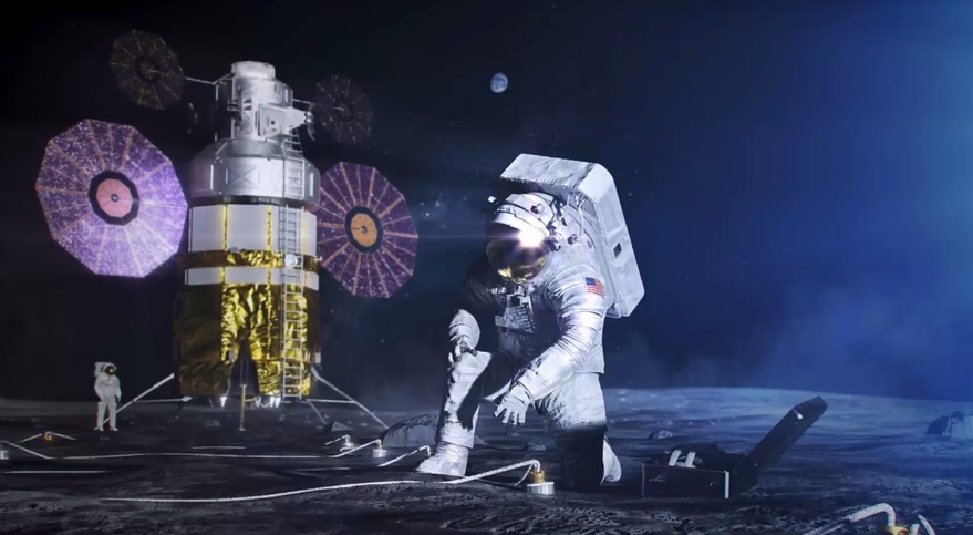 NASA report outlines vision for long-term human lunar exploration