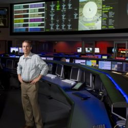 Braun at JPL