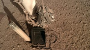 InSight heat flow probe suffers setback