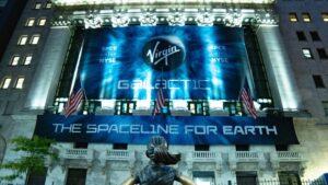 Virgin Galactic at NYSE