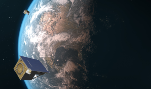blacksky secures 50 million financing from intelsat