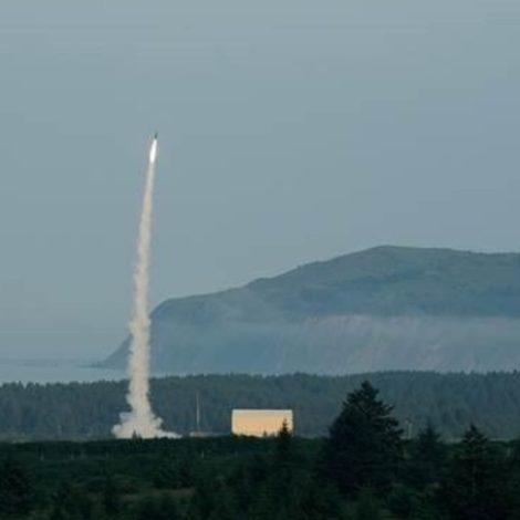 Kodiak launch