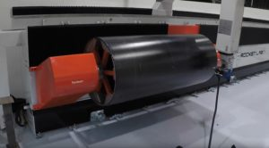Rocket Lab introduces robotic manufacturing system to increase Electron production