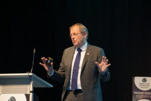 ESA Director General calls for aggressive action on space debris