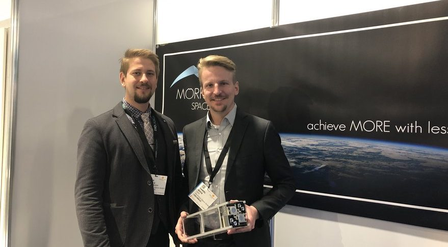 Morpheus Space attracts high-profile backers