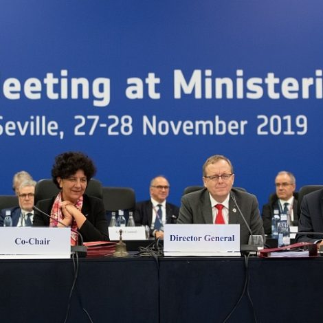 Space19+ ministerial meeting