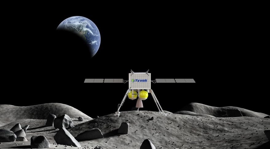 """Tyvak Nano-Satellite Systems plans to use its small-scale experience for its small lunar landowners. Credit: Tyvak </figcaption> </figure> <p>  Blue Origin will offer NASA its Blue Moon lander, which the company introduced in May, capable of carrying several tons of cargo to the lunar surface. """"There's a lot of payload capacity, power to go through the moon night, a very large, open payload deck,"""" said Brent Sherwood, VP of Blue Development Extension Programs. He later declined to say when the land would be ready for CLPS missions, saying it would depend on the specifics of each individual CLPS task. </p> <p>  NASA also added smaller farmers to the CLPS contract. """"Our company is in a great position to not only bid on the smaller payloads that go to the moon, because we build our own satellite systems,"""" said John Roth, VP of Business Development at SNC. Roth said the company could absorb more useful payload technology developed for its Dream Chaser vehicle, but he did not reveal how much payload the company could carry. </p><div><script async src="""