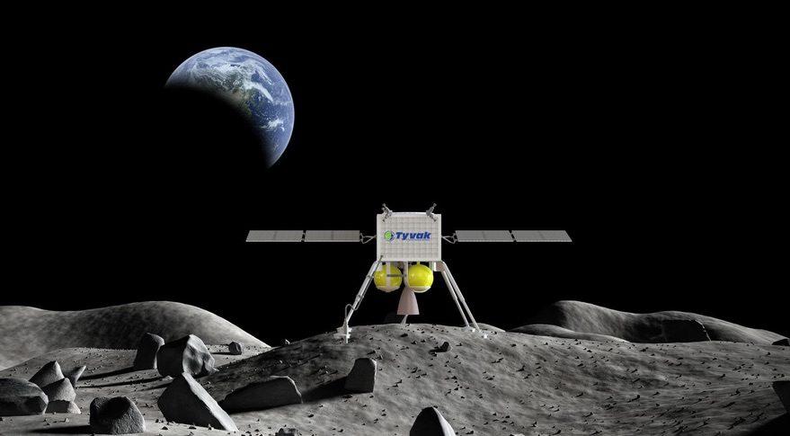 Tyvak lander