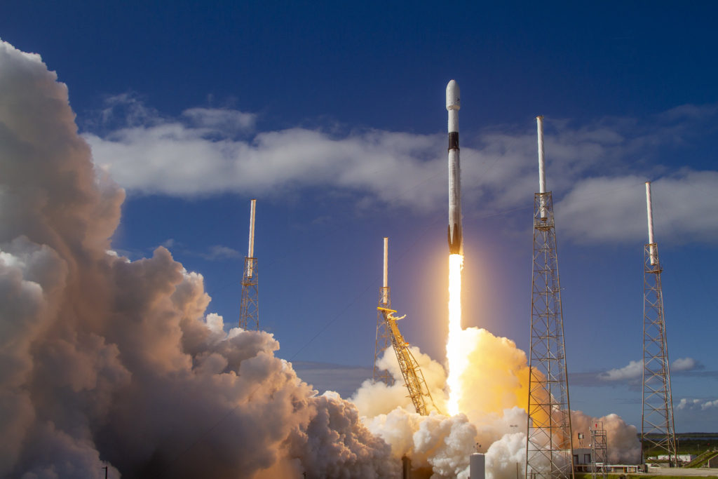Kepler books SpaceX rideshare for LEO satellites