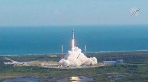 Falcon 9 CRS-19 launch