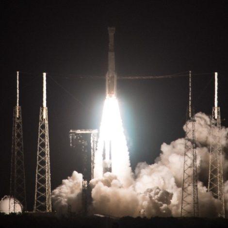 Starliner liftoff