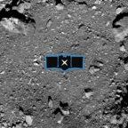 OSIRIS-Rex Nightingale site
