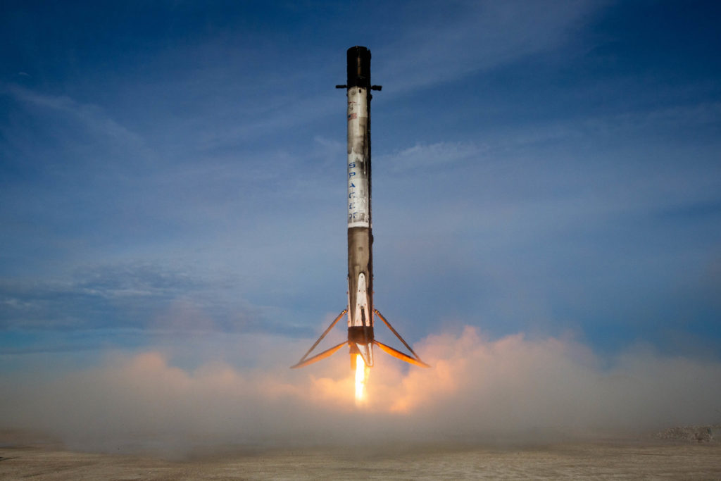SpaceX's adaptation to market changes - SpaceNews.com