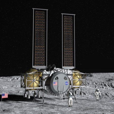 Dynetics lander