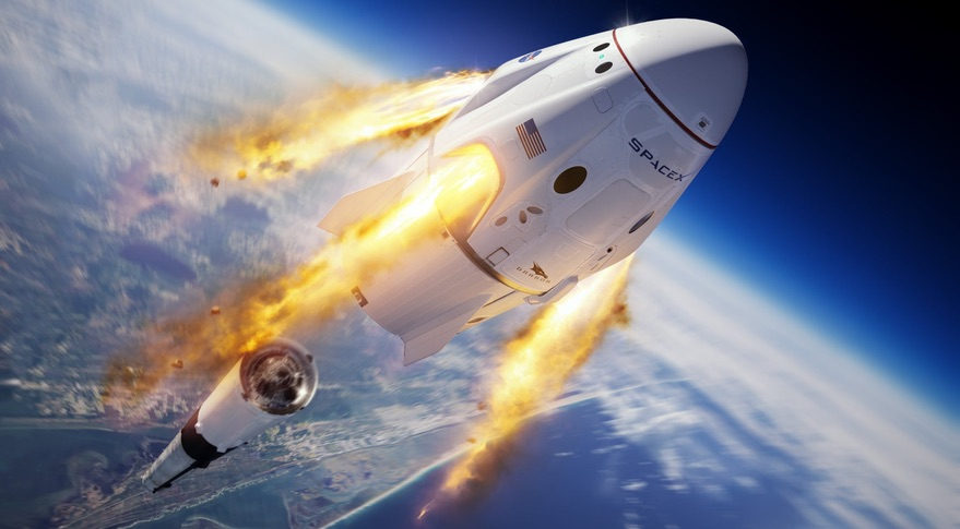 SpaceX to test Crew Dragon launch abort system