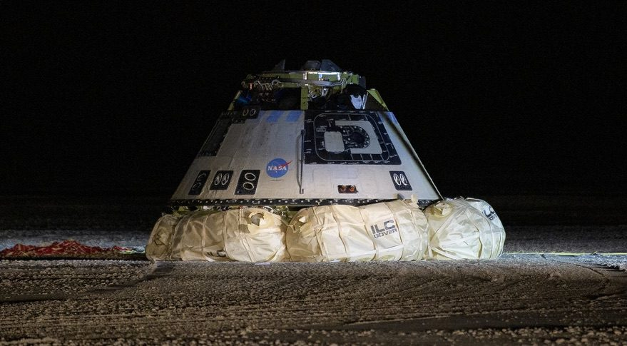 NASA needs a new way to handle accident investigations, the report says