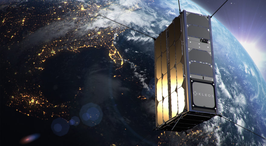 Kleos Space borrows $3.7 million while awaiting first launch