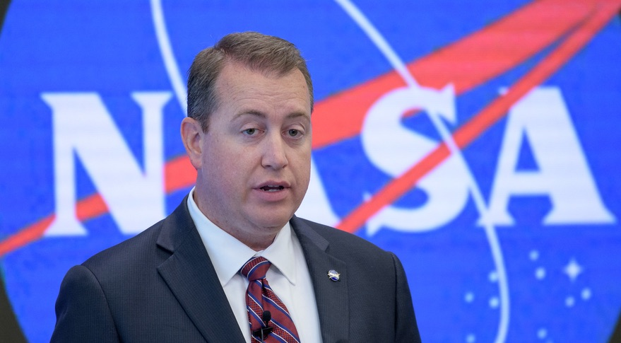 NASA CFO DeWit to leave agency