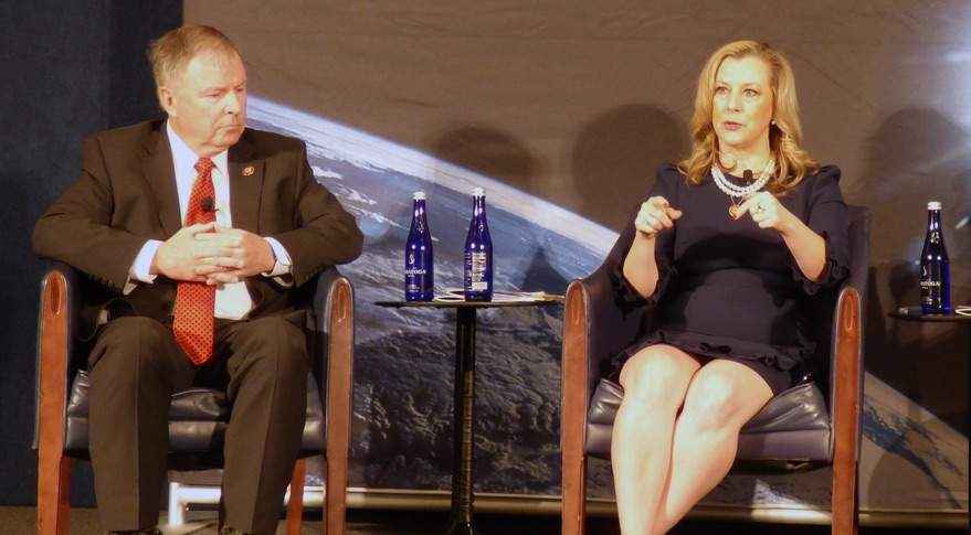 Mixed reaction to NASA budget proposal in Congress and industry