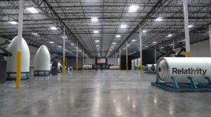 Relativity Long Beach factory