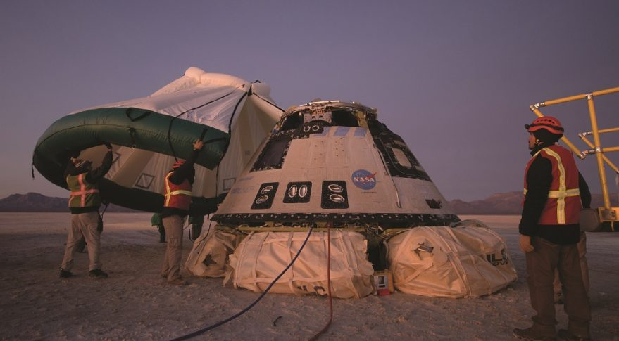 Nasa demands fixes for Boeing space capsule's software