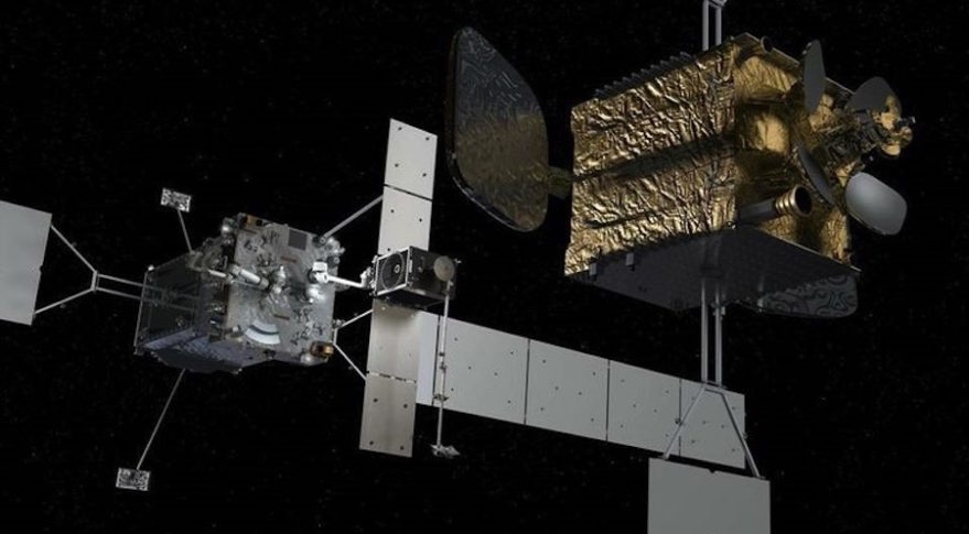 "Northrop Grumman ""bullish but cautious"" about satellite servicing"