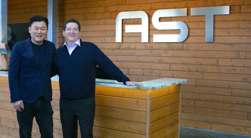 Rakuten CEO_AST CEO high res