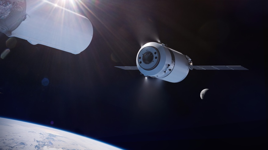 SpaceX wins NASA commercial cargo contract for lunar Gateway
