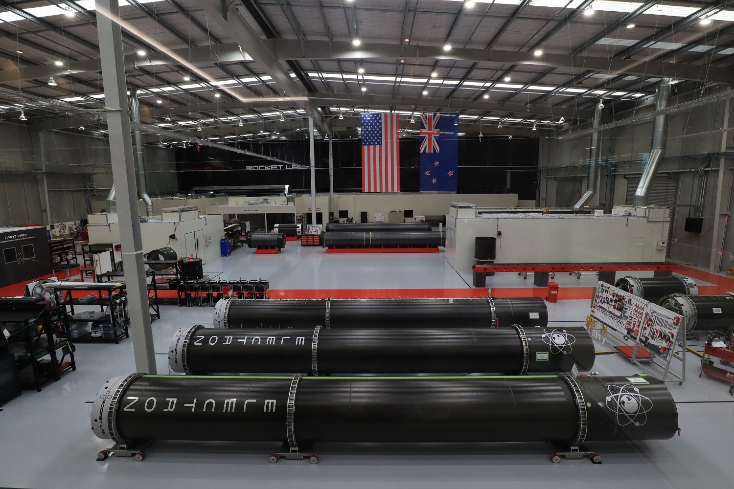Rocket Lab executive says company is well positioned to weather crisis