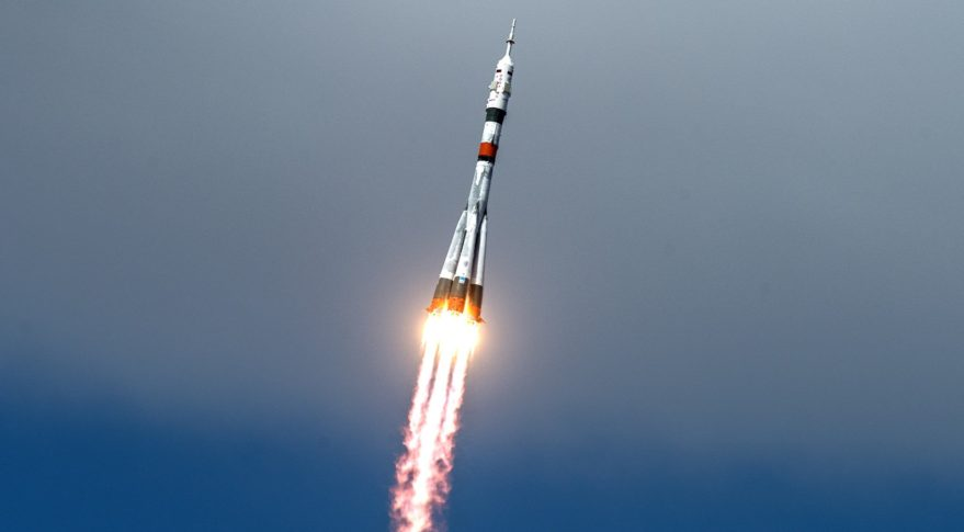 Russia suspends Soyuz rocket production amid coronavirus