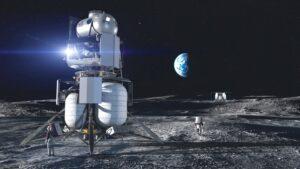 Blue Origin human lunar lander