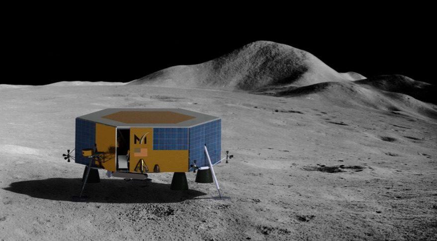 Masten XL-1 lander