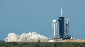spacex demo 2 commercial crew mission passes flight readiness review