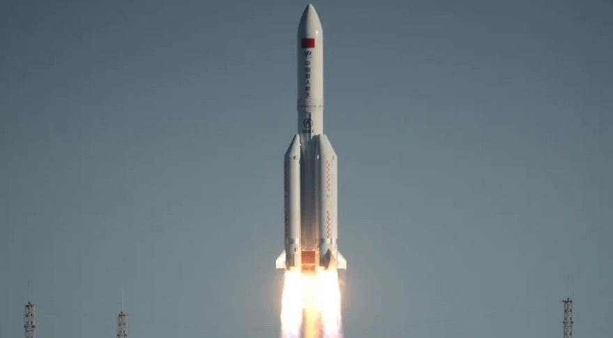 Bridenstine criticizes China for uncontrolled rocket reentry