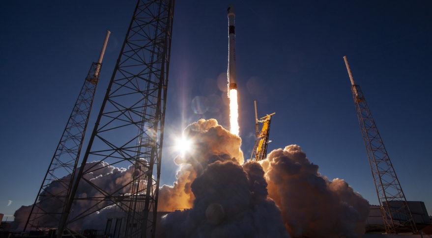 Space Force more receptive to reusable rockets as it continues to review SpaceX missions