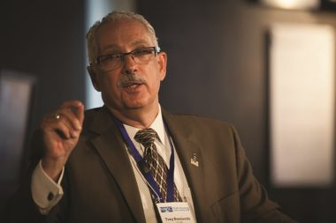 UCAR's president talks about space weather, radio occultation and a multidisciplinary approach to Earth science