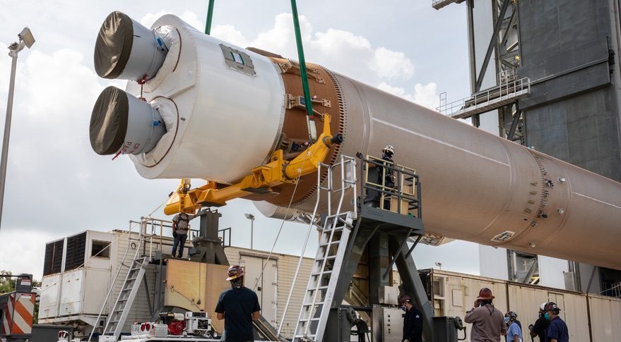 Atlas 5 for Mars 2020