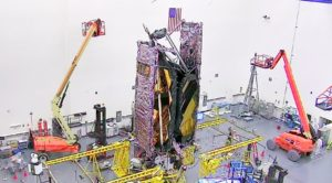 work on jwst ramps up again