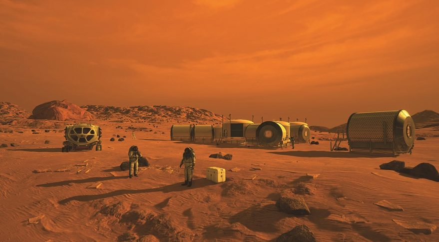 Report sees ways Artemis supports sustainable human Mars exploration
