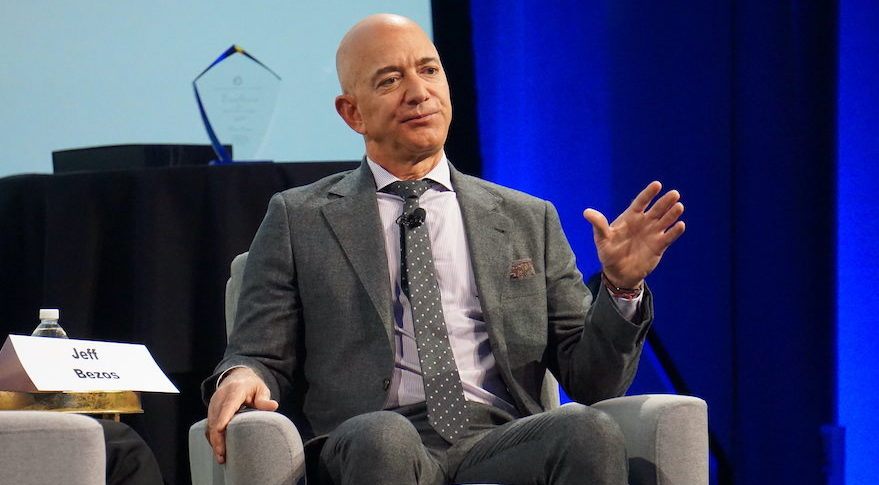 Amazon set to launch 3,236 satellites to beam affordable Internet